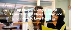 Top Frugal Living Tips San Deigo Wealth Management